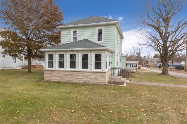 322 S Slate Street, Culver, IN 46511 (MLS #21683625) :: Heard Real Estate Team | eXp Realty, LLC