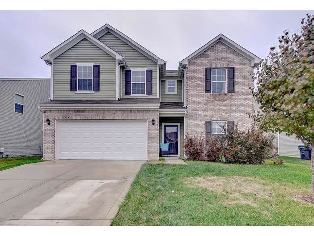 531 Genisis Drive, Whiteland, IN 46184 (MLS #21683702) :: David Brenton's Team