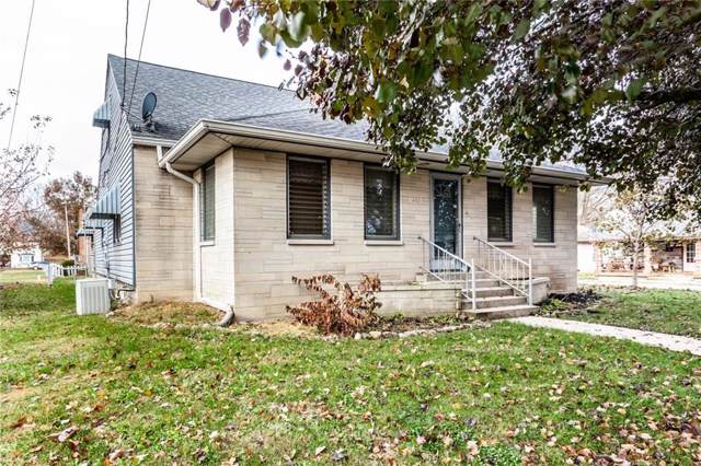482 N Jefferson Street, Knightstown, IN 46148 (MLS #21683735) :: The Indy Property Source
