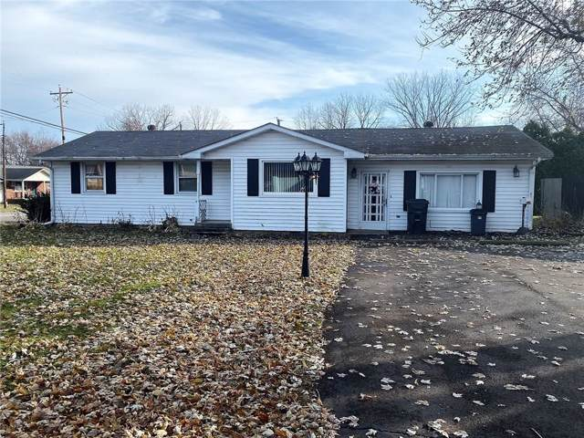 1001 Meadow Lane, Alexandria, IN 46001 (MLS #21683830) :: Heard Real Estate Team | eXp Realty, LLC