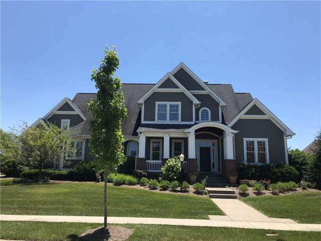 1799 Hourglass Drive, Carmel, IN 46032 (MLS #21683844) :: The Indy Property Source