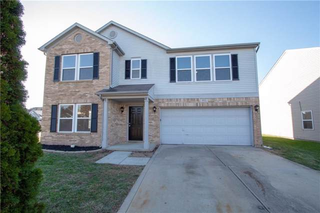 8852 Retreat Road, Camby, IN 46113 (MLS #21683876) :: Richwine Elite Group