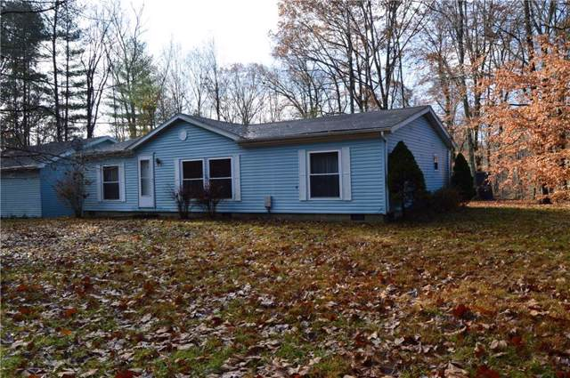 5003 Lake Lemon Pines, Unionville, IN 47468 (MLS #21683902) :: The Indy Property Source