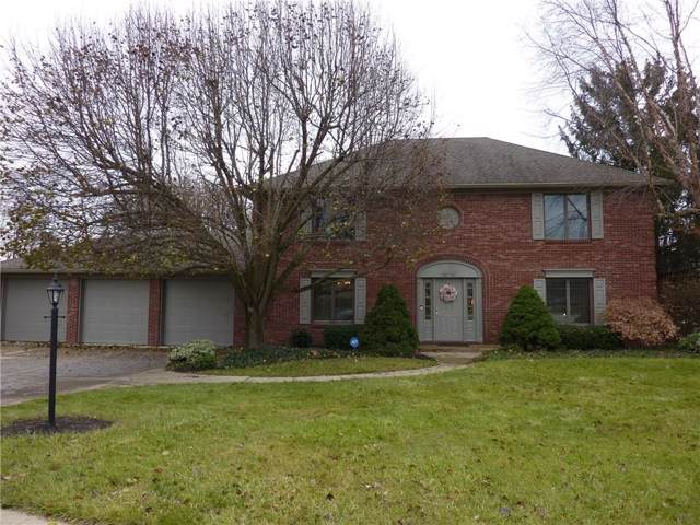 1505 Deerfield Drive, Plainfield, IN 46168 (MLS #21683903) :: The Indy Property Source