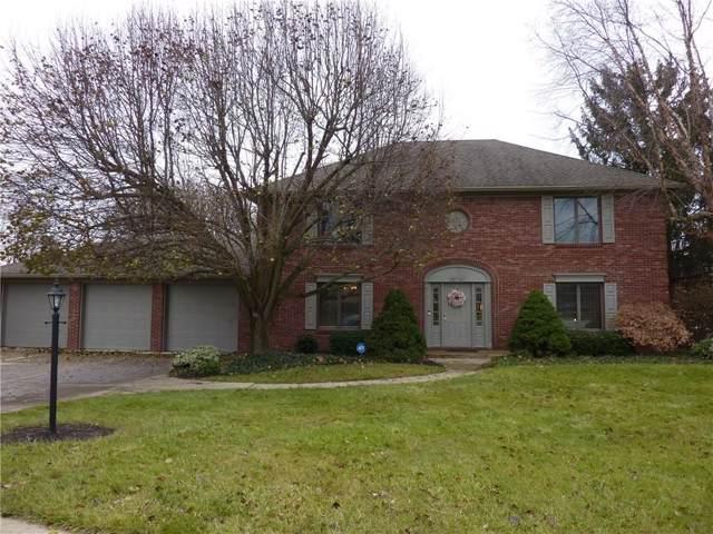 1505 Deerfield Drive, Plainfield, IN 46168 (MLS #21683903) :: Richwine Elite Group