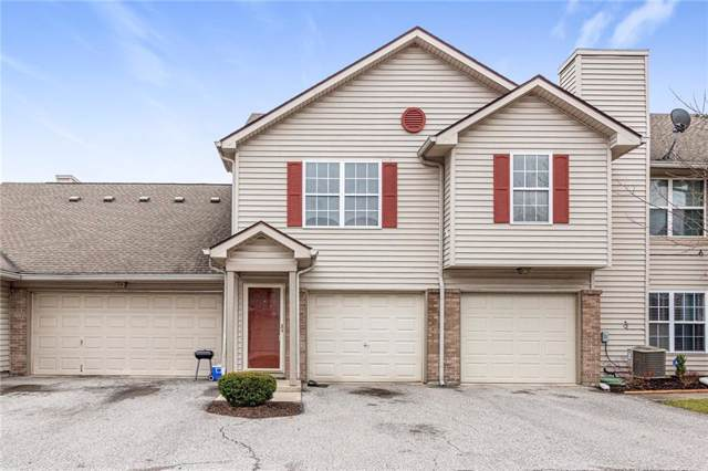 4633 Kelvington Drive, Indianapolis, IN 46254 (MLS #21683968) :: David Brenton's Team