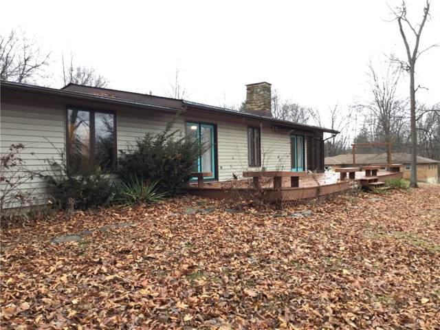 242 Tuck A Way Ridge Drive, Nashville, IN 47448 (MLS #21683979) :: Richwine Elite Group