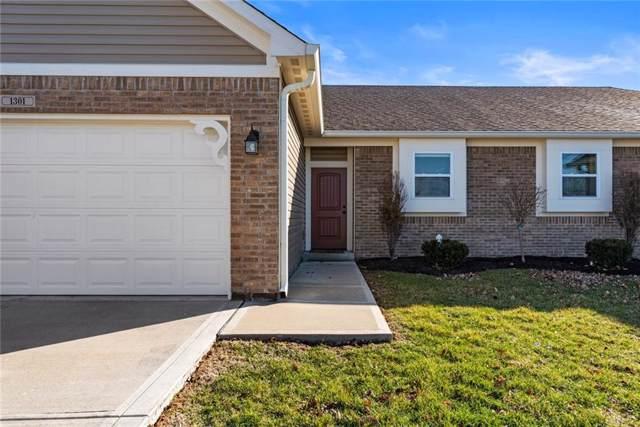 1301 Brookwood Circle, Danville, IN 46122 (MLS #21683999) :: Richwine Elite Group