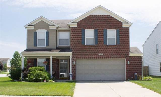 8333 Belle Union Drive, Camby, IN 46113 (MLS #21684120) :: Mike Price Realty Team - RE/MAX Centerstone