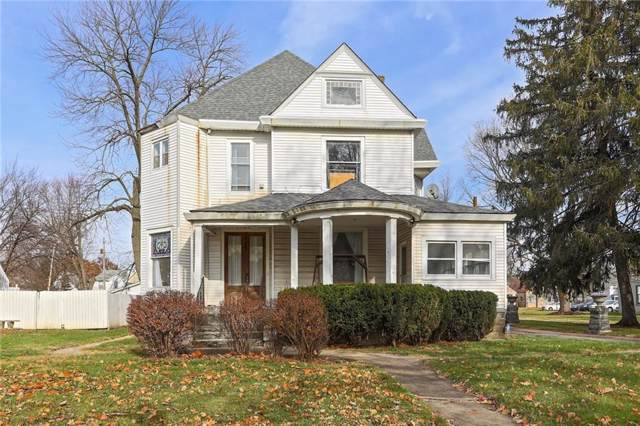 306 W 8th Street, Anderson, IN 46016 (MLS #21684123) :: The Indy Property Source