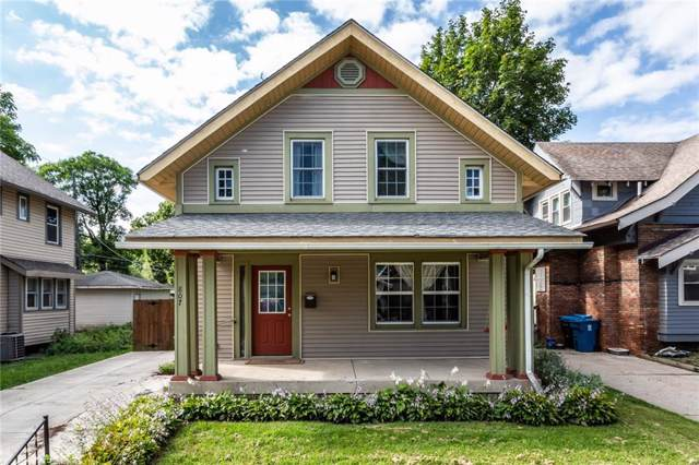 807 E 42nd Street, Indianapolis, IN 46205 (MLS #21684151) :: Mike Price Realty Team - RE/MAX Centerstone