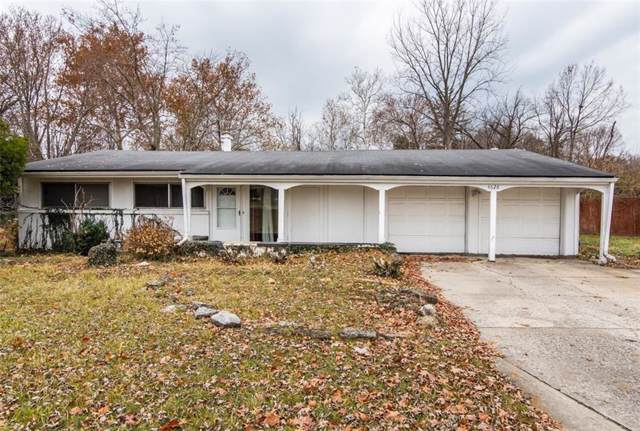 4628 N Bolton Avenue, Indianapolis, IN 46226 (MLS #21684153) :: Richwine Elite Group