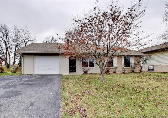 489 Greensprings Drive, Whiteland, IN 46184 (MLS #21684158) :: David Brenton's Team