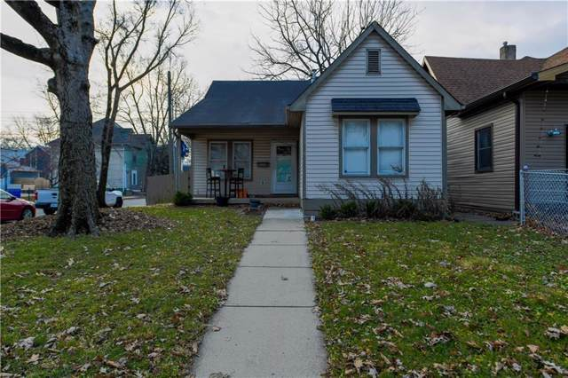 1459 Hoyt Avenue, Indianapolis, IN 46203 (MLS #21684197) :: The Indy Property Source