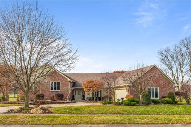 490 Augusta Court, Franklin, IN 46131 (MLS #21684212) :: David Brenton's Team