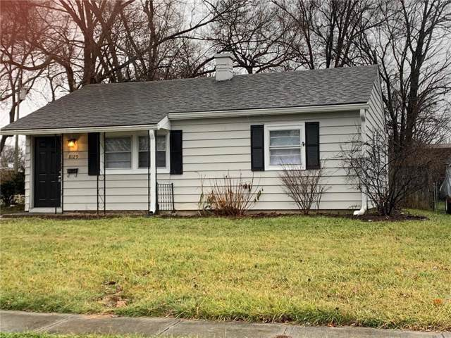 8129 Patton Drive, Indianapolis, IN 46226 (MLS #21684232) :: Richwine Elite Group