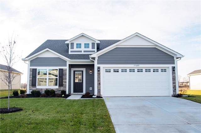 15689 Wescott Drive, Noblesville, IN 46060 (MLS #21684261) :: The Evelo Team