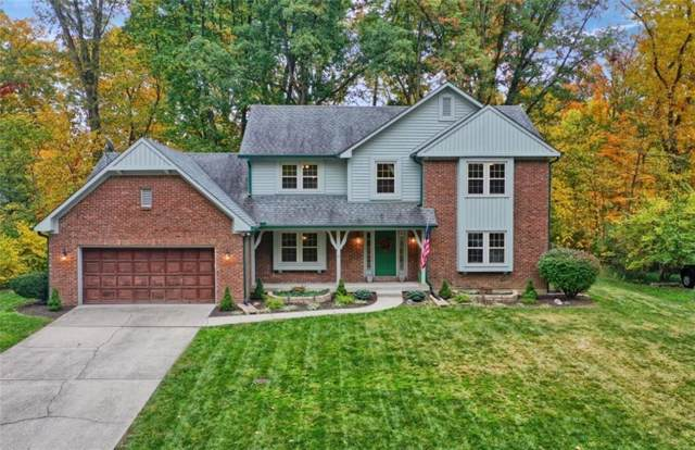 10105 Seabreeze Way, Indianapolis, IN 46256 (MLS #21684278) :: The Evelo Team