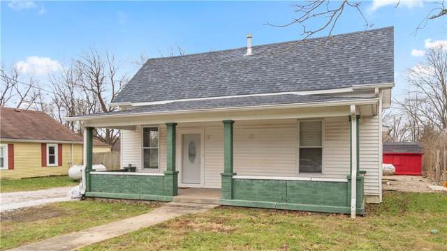 4200 Ann Street, Plainfield, IN 46168 (MLS #21684280) :: The Indy Property Source