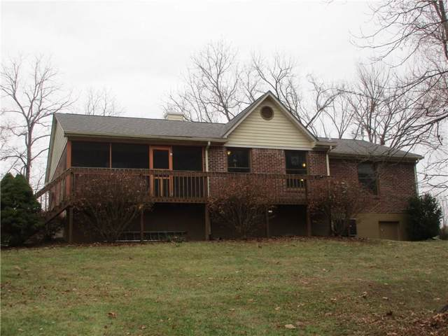 8773 Grandview Road, Columbus, IN 47201 (MLS #21684281) :: The Indy Property Source