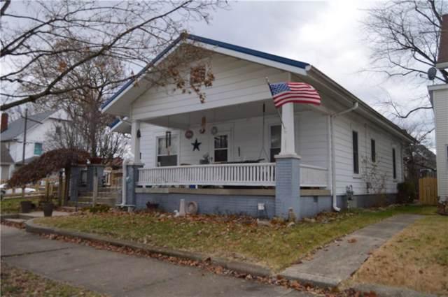 105 Saint Mary Street, Shelbyville, IN 46176 (MLS #21684287) :: David Brenton's Team
