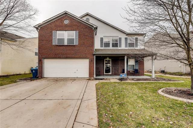 9035 Stones Bluff Lane, Camby, IN 46113 (MLS #21684296) :: Mike Price Realty Team - RE/MAX Centerstone