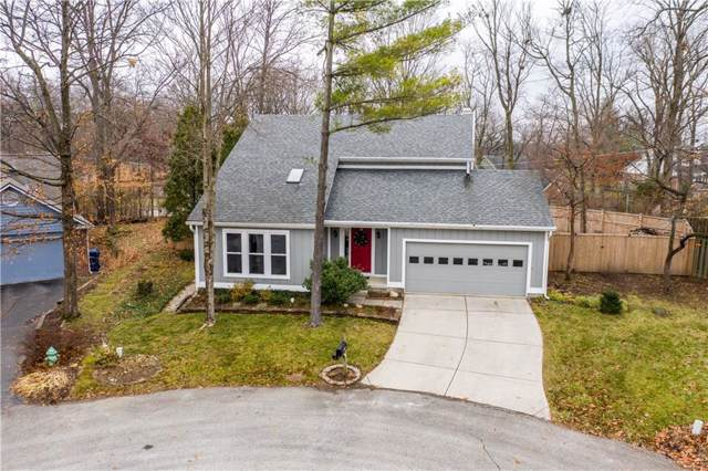 10831 Geist Woods Lane, Indianapolis, IN 46256 (MLS #21684375) :: The Indy Property Source