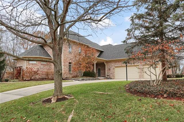 4824 Austin Trace, Zionsville, IN 46077 (MLS #21684438) :: The Evelo Team