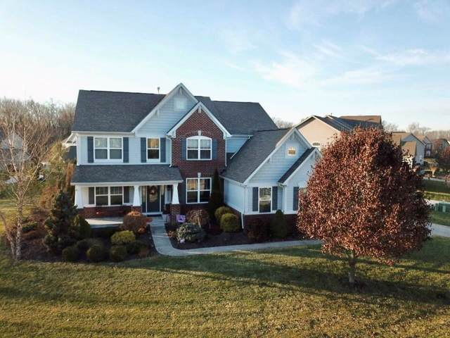 5190 Mckellips Court, Plainfield, IN 46168 (MLS #21684443) :: The Evelo Team