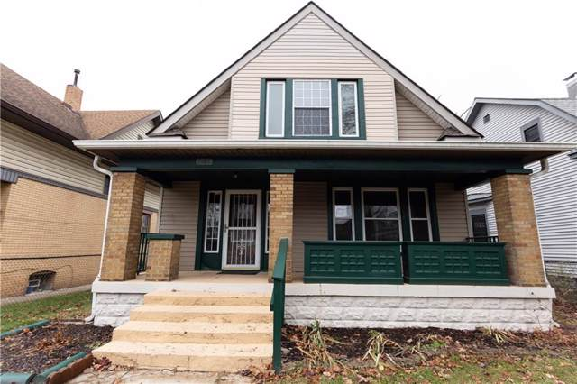 920 N Eastern Avenue, Indianapolis, IN 46201 (MLS #21684451) :: Heard Real Estate Team | eXp Realty, LLC