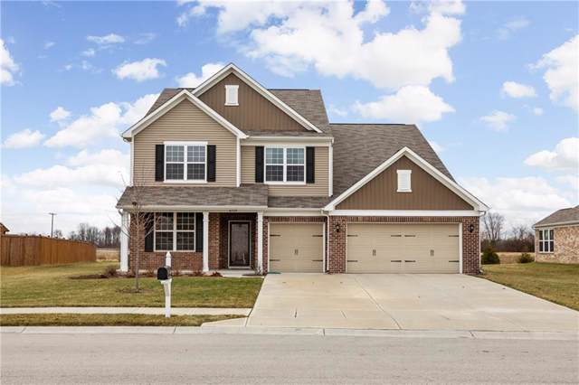 6709 Kara Lane, Brownsburg, IN 46112 (MLS #21684470) :: Mike Price Realty Team - RE/MAX Centerstone