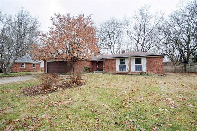 8029 Lieber Road, Indianapolis, IN 46260 (MLS #21684495) :: The Star Team | RE/MAX Realty Group