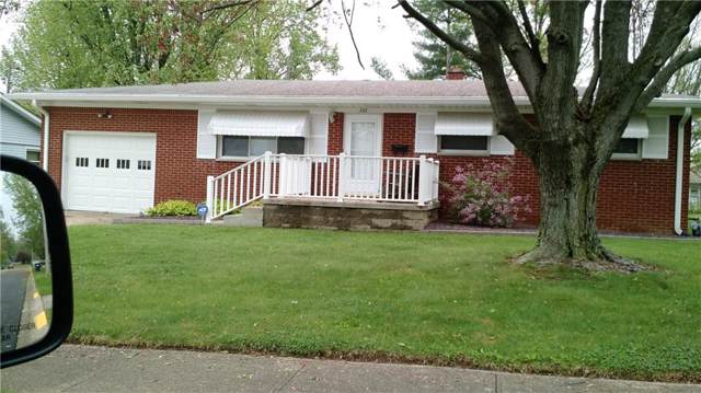 323 Redbud Lane, Greencastle, IN 46135 (MLS #21684510) :: The Indy Property Source