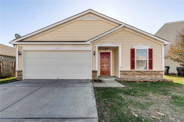 591 Greenway Street, Greenwood, IN 46143 (MLS #21684515) :: The Indy Property Source