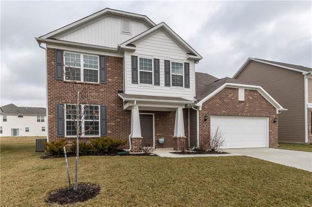 5382 Marigold Drive, Plainfield, IN 46168 (MLS #21684538) :: The Indy Property Source