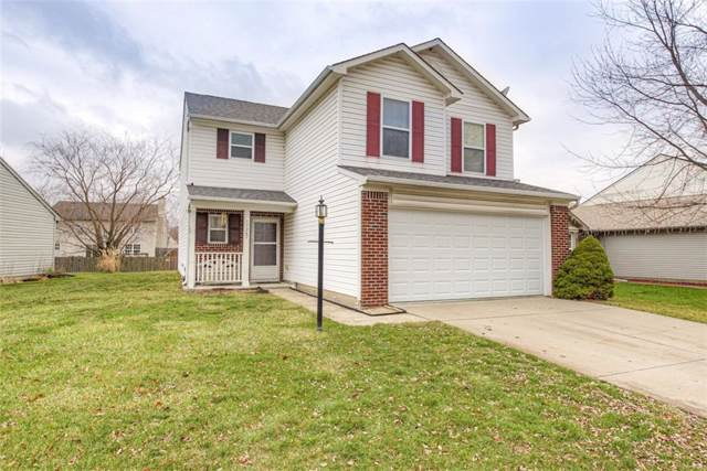 19247 Fox Chase Drive, Noblesville, IN 46062 (MLS #21684540) :: The Indy Property Source