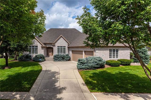 5964 Heaton Pass, Carmel, IN 46033 (MLS #21684567) :: The Indy Property Source