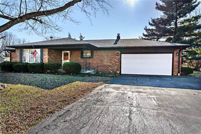 7165 Sycamore Drive, Avon, IN 46123 (MLS #21684572) :: The Indy Property Source