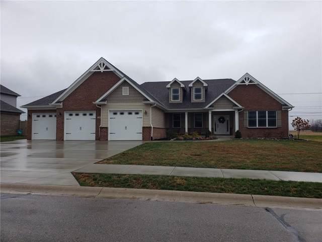 713 N Wild Pine Drive, Yorktown, IN 47396 (MLS #21684601) :: Heard Real Estate Team | eXp Realty, LLC