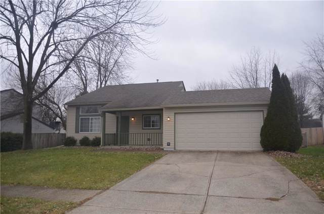 4028 William Avenue, Franklin, IN 46131 (MLS #21684609) :: The Indy Property Source