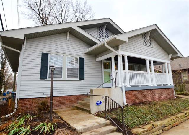 537 E 39TH Street, Indianapolis, IN 46205 (MLS #21684673) :: Richwine Elite Group