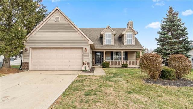 13205 Ashview Drive, Fishers, IN 46038 (MLS #21684701) :: The Indy Property Source