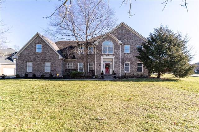 8815 Admirals Bay Drive, Indianapolis, IN 46236 (MLS #21684704) :: The Indy Property Source