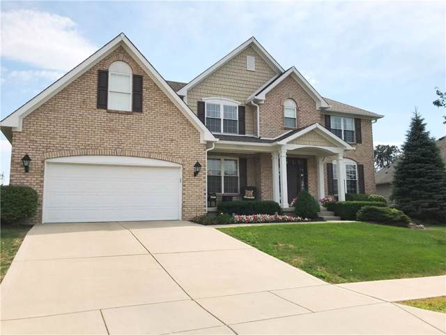 7347 Highpoint Circle, Indianapolis, IN 46259 (MLS #21684724) :: Richwine Elite Group
