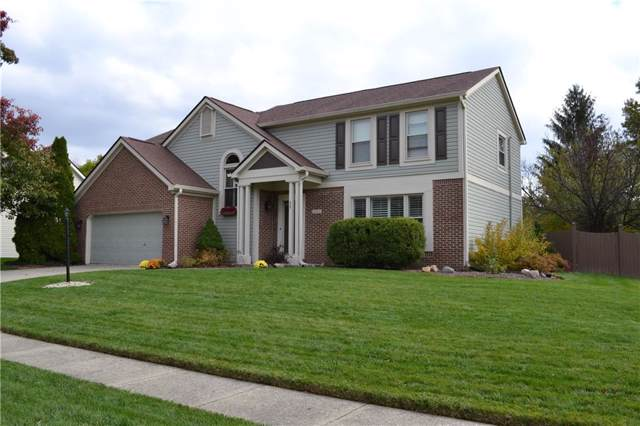 11235 Berkely Circle, Fishers, IN 46038 (MLS #21684804) :: The Indy Property Source