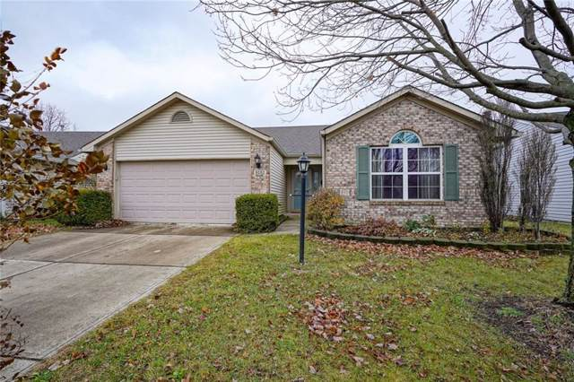 6063 White Birch Drive, Fishers, IN 46038 (MLS #21684814) :: The Indy Property Source