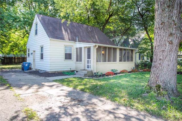 4519 N Primrose Avenue, Indianapolis, IN 46205 (MLS #21684828) :: The Indy Property Source