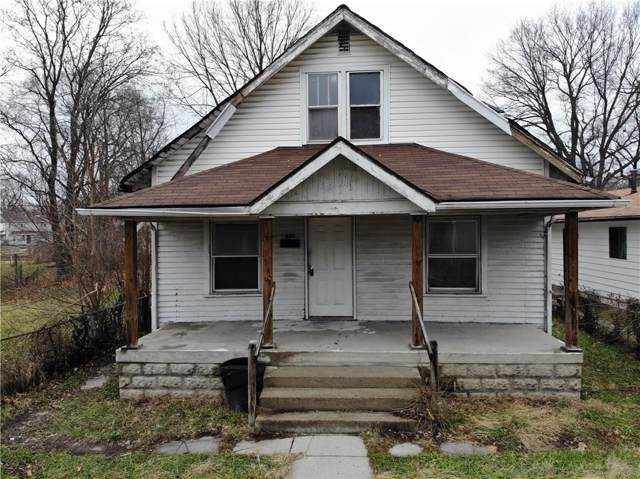 958 W Roache Street, Indianapolis, IN 46208 (MLS #21684833) :: Heard Real Estate Team | eXp Realty, LLC