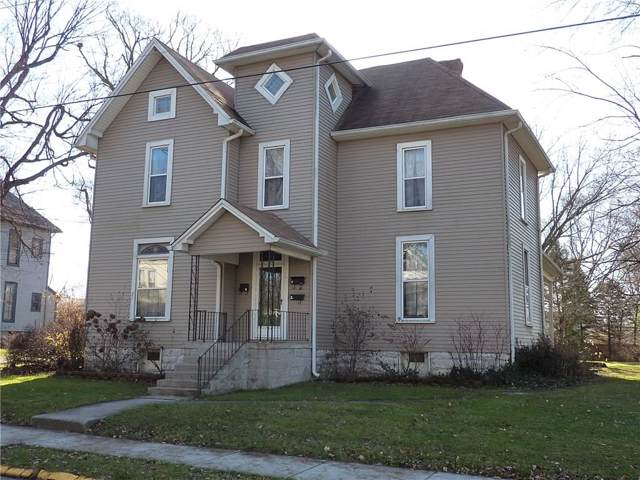 632 Seminary Street, Greencastle, IN 46135 (MLS #21684839) :: The Indy Property Source