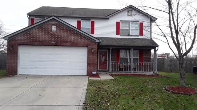 3905 N Bergamot Court, Indianapolis, IN 46235 (MLS #21684847) :: The Indy Property Source